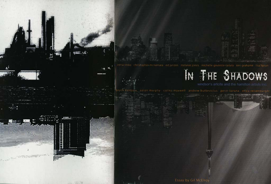 In The Shadows Catalogue